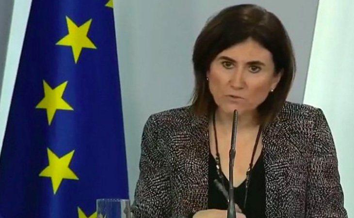 La actual portavoz del CCAES, María José Sierra, no descarta que España ya se encuentre en la segunda oleada de coronavirus