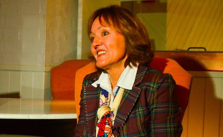 Henar Ortiz es la tía de la reina Letizia, muy conocida por su apoyo a una república