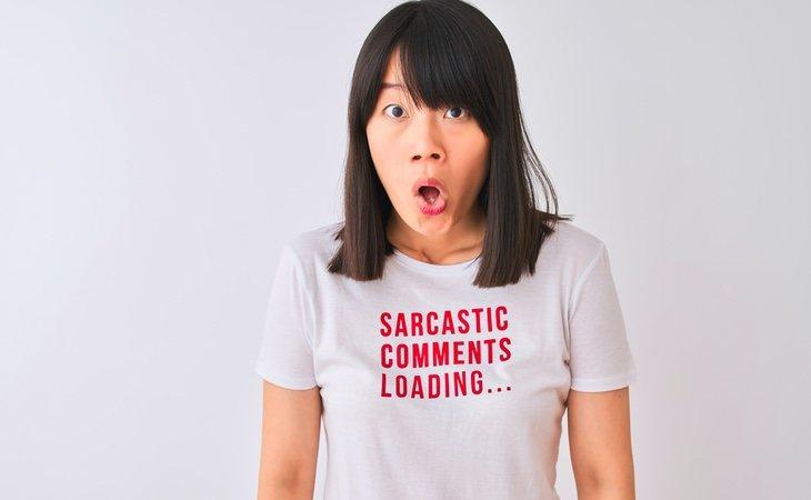Las personas que suelen recurrri al sarcasmo suelen ser más inteligentes que la media