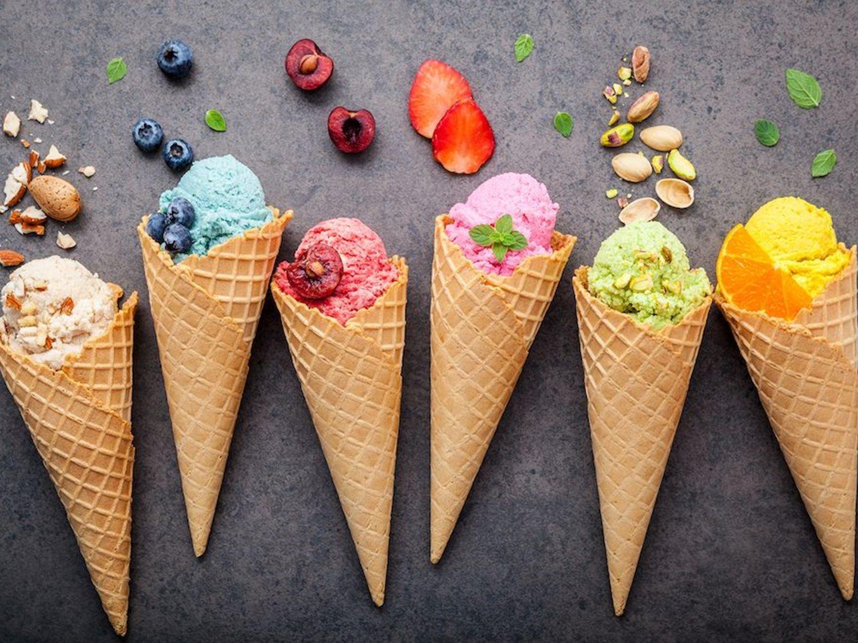 Los helados de supermercado que menos engordan