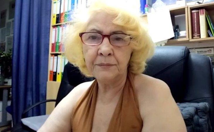 Carmen Flores, presidenta de la Asociación de Defensor del Paciente