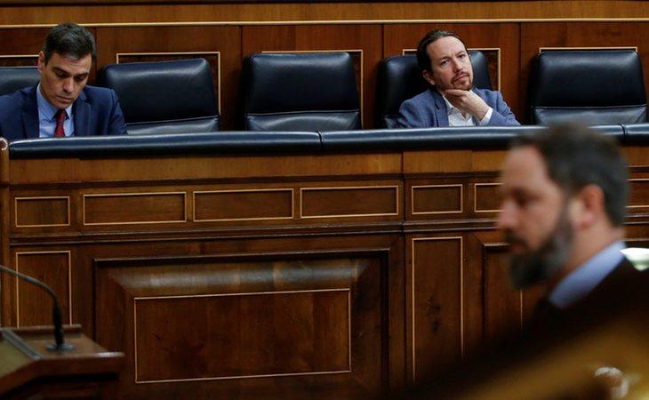 Santiago Abascal presentará una moción de censura contra el Gobierno de Pedro Sánchez