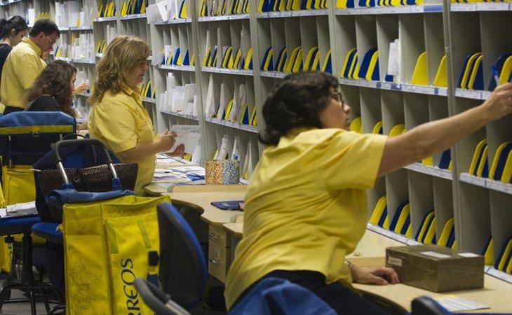 Correos ha lanzado una macrooferta de empleo