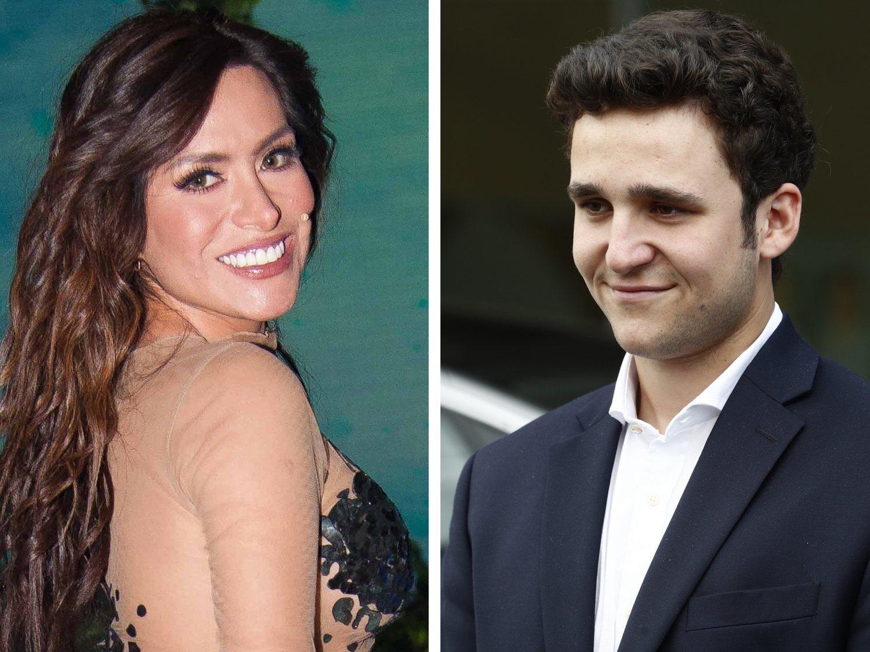 Estallan los rumores de un supuesto romance entre Froilán y Miriam Saavedra