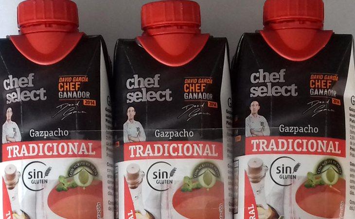 AMC Juices es el encargado de fabricar Chef Select para Lidl
