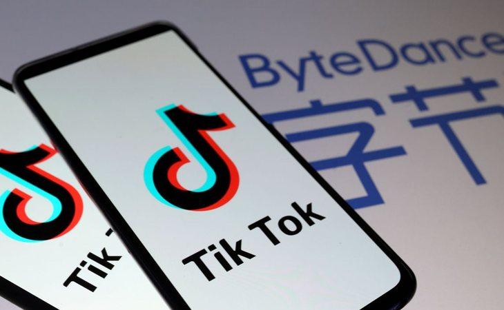 TikTok pertenece a la compañía china ByteDance