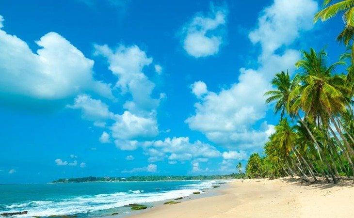 Isla de Sri Lanka