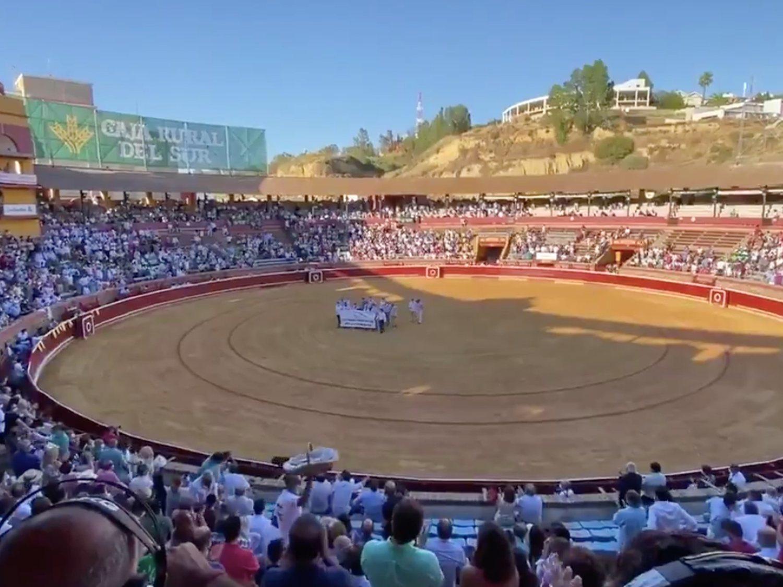 Las redes estallan contra las imágenes que deja esta corrida de toros en Huelva