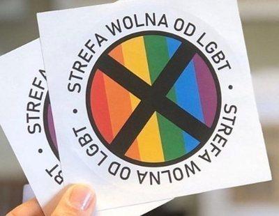 La UE descarta las ayudas a seis ciudades polacas que se declararon como 'zonas libres de LGTB'