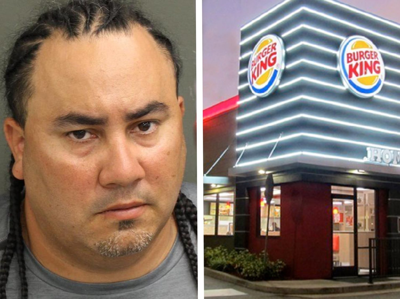 Asesina brutalmente a un empleado de Burger King porque tardó en servirle una hamburguesa