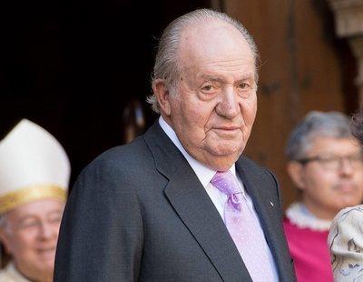 """El rey Juan Carlos se siente """"víctima de un plan orquestado para instaurar una república"""""""