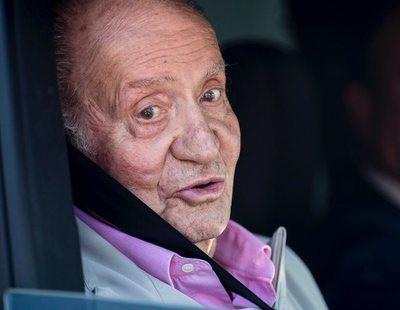 """El Rey Juan Carlos, desde el extranjero: """"Esto es un paréntesis, no unas vacaciones"""""""