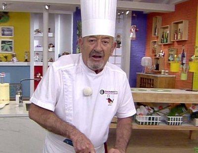 Las redes estallan contra Karlos Arguiñano por incluir chorizo a su receta de 'paella'