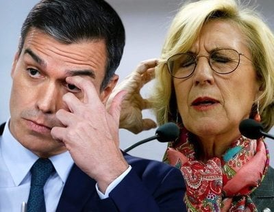 """Rosa Díez ve golpe de estado en la marcha del rey: """"¡Sánchez es un peligro para la seguridad nacional!"""""""