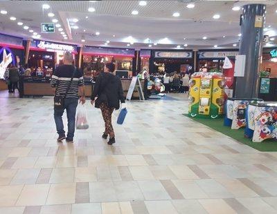 Atacan con gas tóxico un conocido centro comercial de Madrid