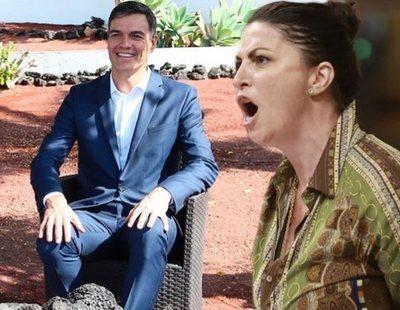 Bulo de PP y VOX: pasan una foto de 2018 como actual para criticar que Sánchez tenga vacaciones