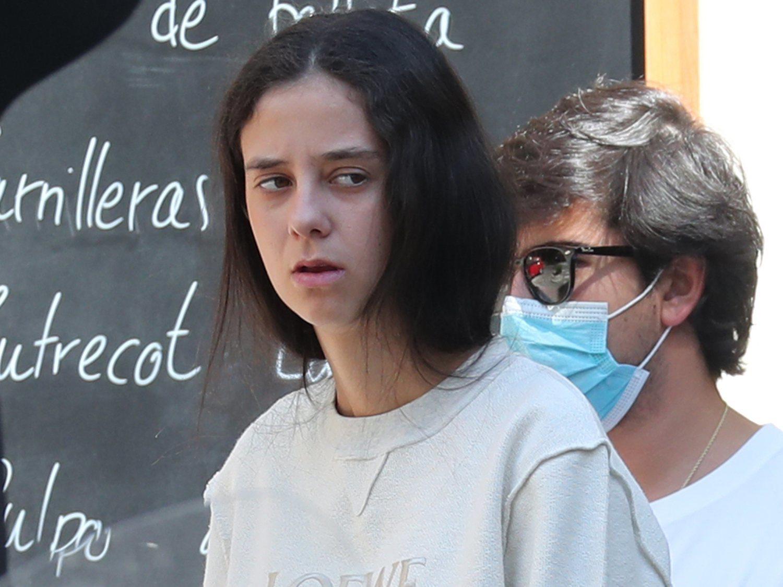 Victoria Federica se va de concierto sin ponerse la mascarilla