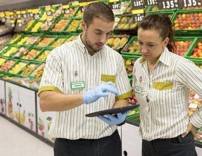 Mercadona busca cajeros, repartidores y reponedores por 1.200 euros al mes