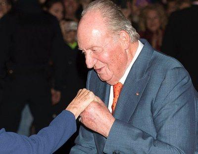 Pilar Eyre asegura que el emérito rey Juan Carlos se ha fugado con su amante