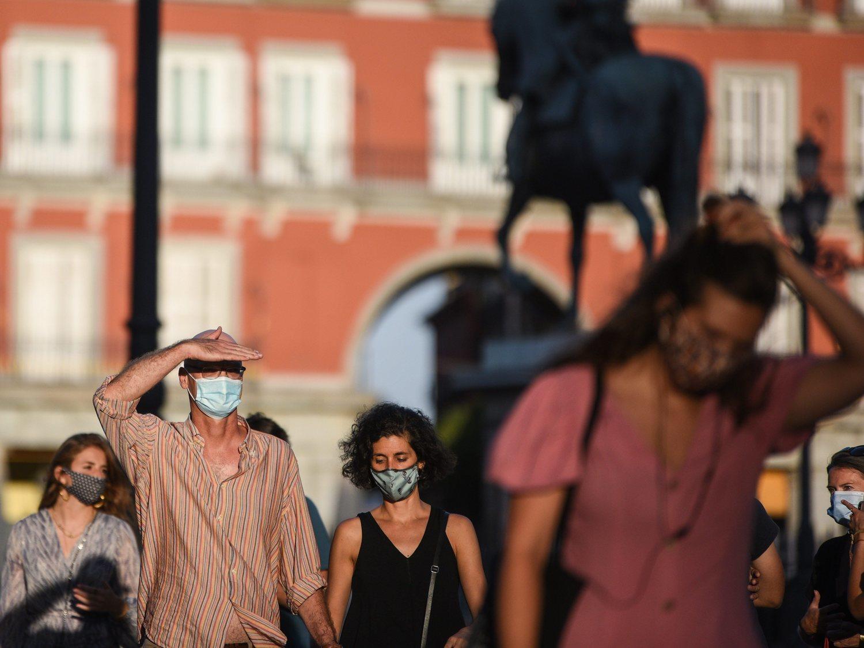 España ya afronta la segunda ola de coronavirus: los datos que lo demuestran