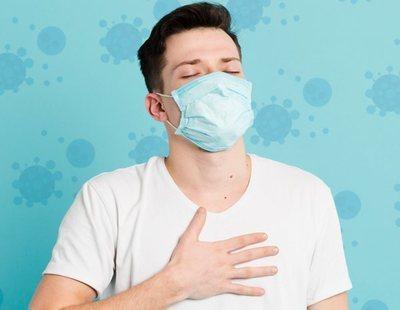 Determinan el orden de los síntomas del coronavirus