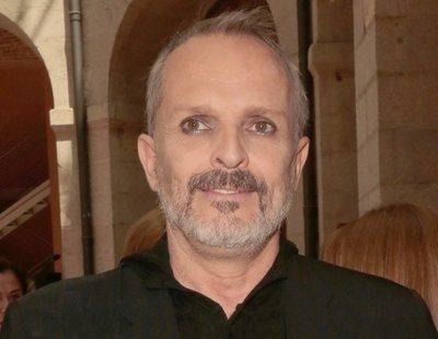 Miguel Bosé promueve una manifestación en contra del uso de la mascarilla