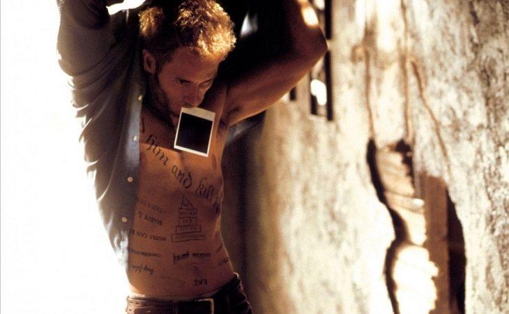 Guy Pearce en 'Memento'