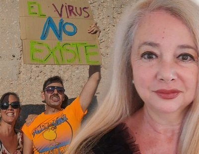 Los de las cacerolas del barrio de Salamanca, cuya líder es simpatizante de VOX, detrás de la manifestación antimascarillas