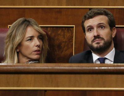 Pablo Casado destituye a Cayetana Álvarez de Toledo como portavoz del PP en el Congreso
