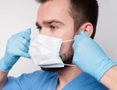 La alternativa a las mascarillas que expone un médico y que se ha hecho viral