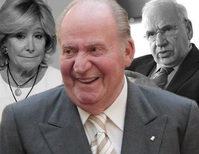 Más de 70 exministros y altos cargos de PSOE, PP y UCD, firman un manifiesto en apoyo al emérito rey Juan Carlos