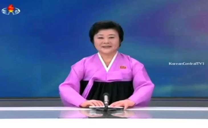 Canal estatal en Corea del Norte
