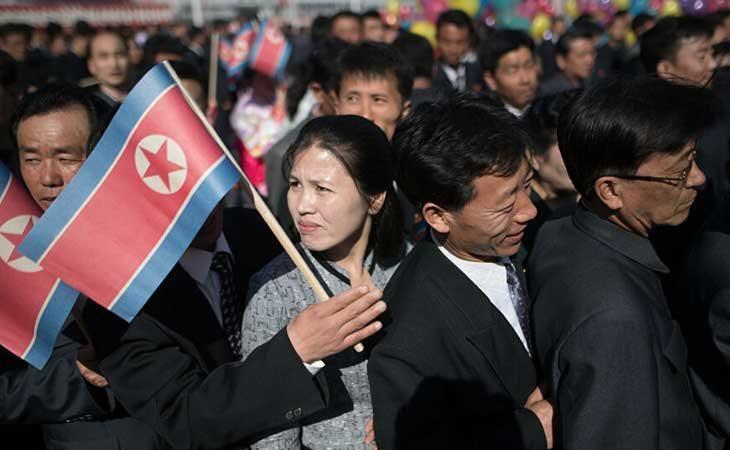 Más de 300.000 norcoreanos han huido del país