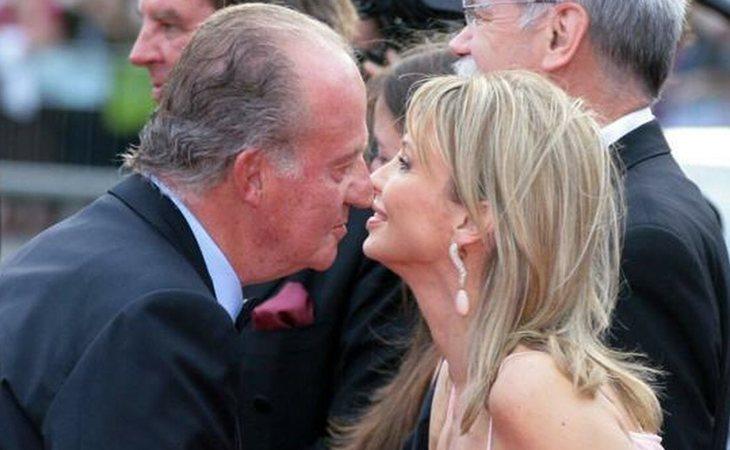 Entre 2004 y 2009, el rey Juan Carlos y Corinna tuvieron una relación sentimental