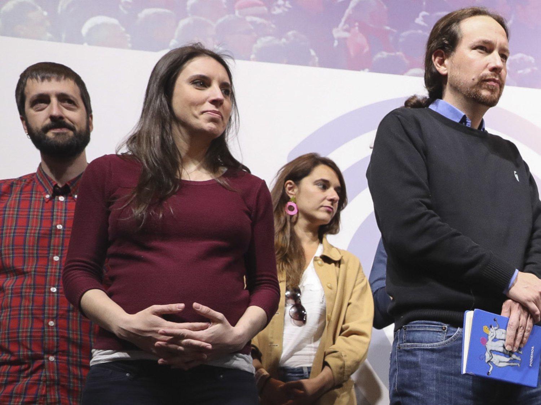 El Tribunal de Cuentas ve delito en las cuentas de Podemos para las elecciones del 28A
