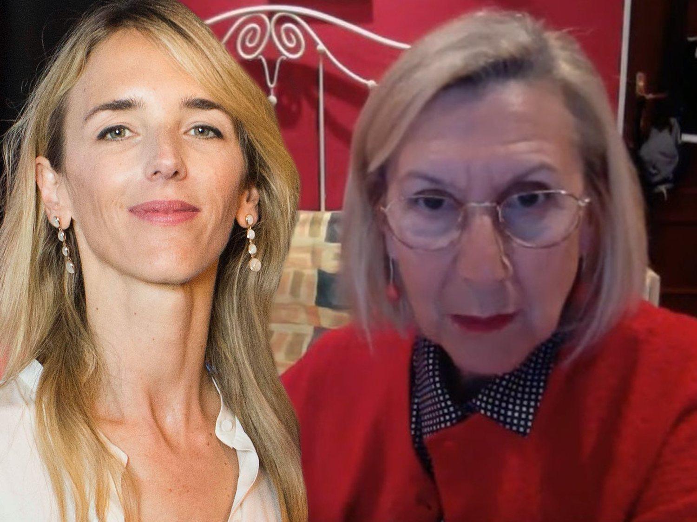 """Rosa Díez estalla por la destitución de Cayetana: """"¡El PSOE ya manda en el PP!"""""""