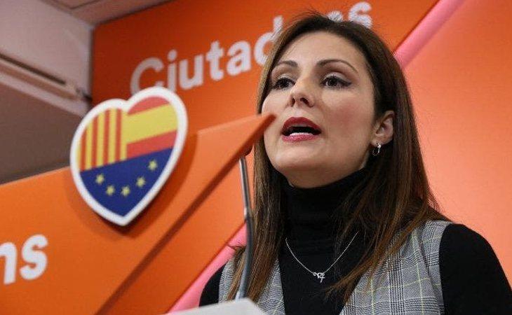 Lorena Roldán ha sido defenestrada como candidata tras ejecercer como sucesora de Inés Arrimadas en plena era Rivera