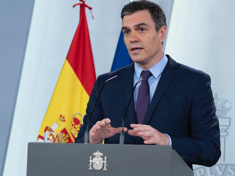 Pedro Sánchez deja claro lo de la vuelta al colegio