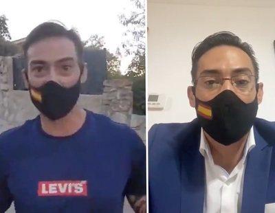 """El hombre que amenazó a Iglesias y Montero frente a su casa pide perdón: """"No soy de ultraderecha"""""""
