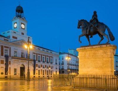 Detenido en Madrid por grabar las partes íntimas de mujeres en la Puerta del Sol con cámara oculta