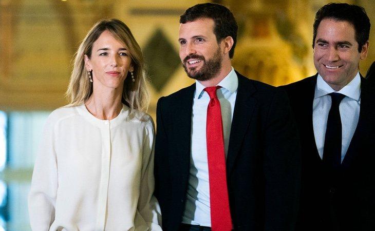 García Egea genera mucho recelo y Cayetana mantiene a muchos diputados en su órbita, que es la de José María Aznar