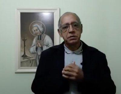 """Un sacerdote desea la muerte a los que no van a misa: """"Ojalá no tengan vacuna. O mueran antes"""""""
