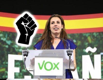 """Rocío de Meer (VOX) llama a los barrios obreros """"estercoleros multiculturales"""""""
