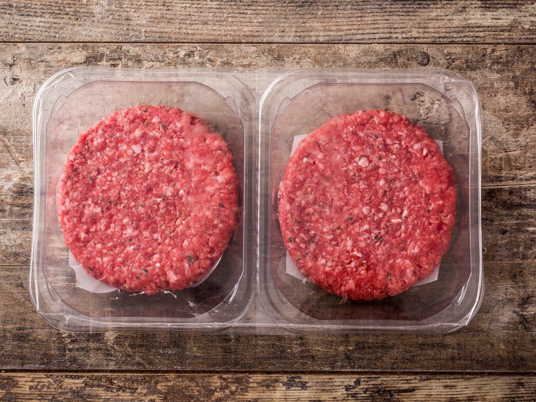 Las mejores y peores hamburguesas de carne picada del supermercado, según la OCU