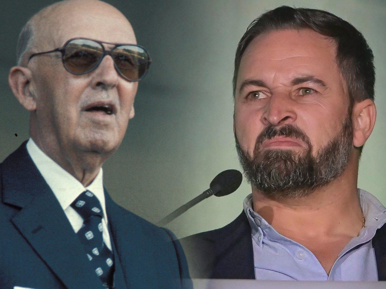 La Fundación Franco confía en VOX para evitar que el Gobierno la ilegalice