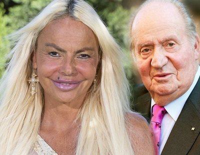 Leticia Sabater confiesa que mantuvo un romance con un Borbón, familiar del rey Juan Carlos