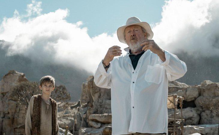 Ridley Scott es el productr de 'Raised by Wolves' y dirige los dos primeros capítulos