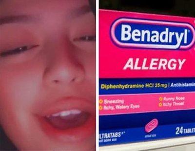 Así es el peligroso Benadryl Challenge que ha causa la muerte de una adolescente por sobredosis