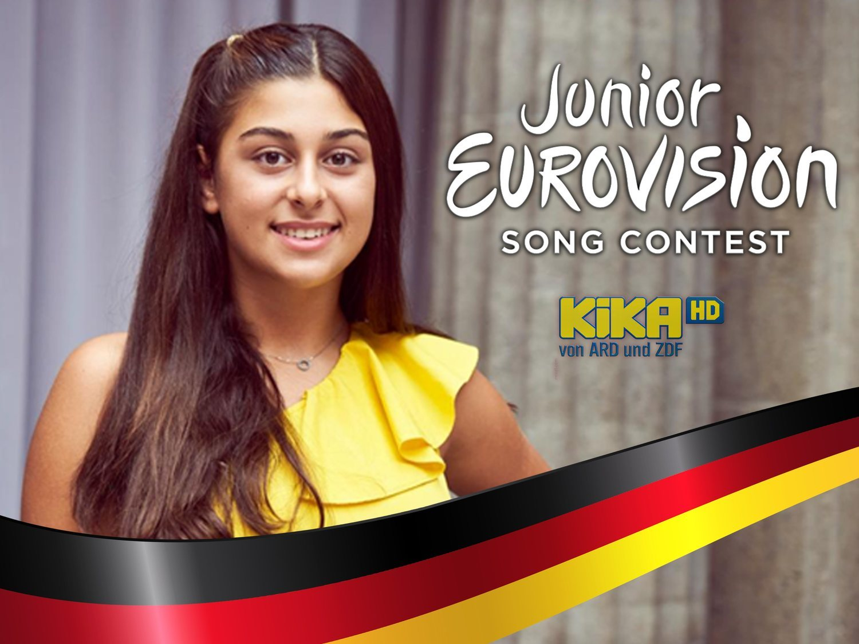 Susan y 'Stronger with You', la apuesta alemana para un desconcertante Eurovisión Junior 2020