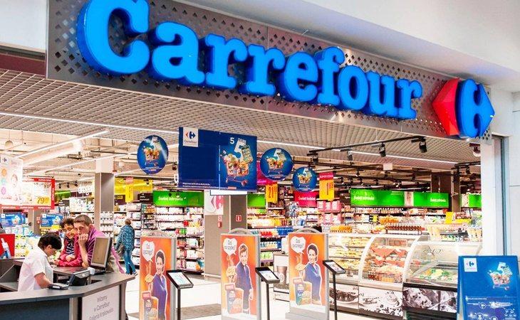 El salario base de Carrefour es de 12.454 euros al año